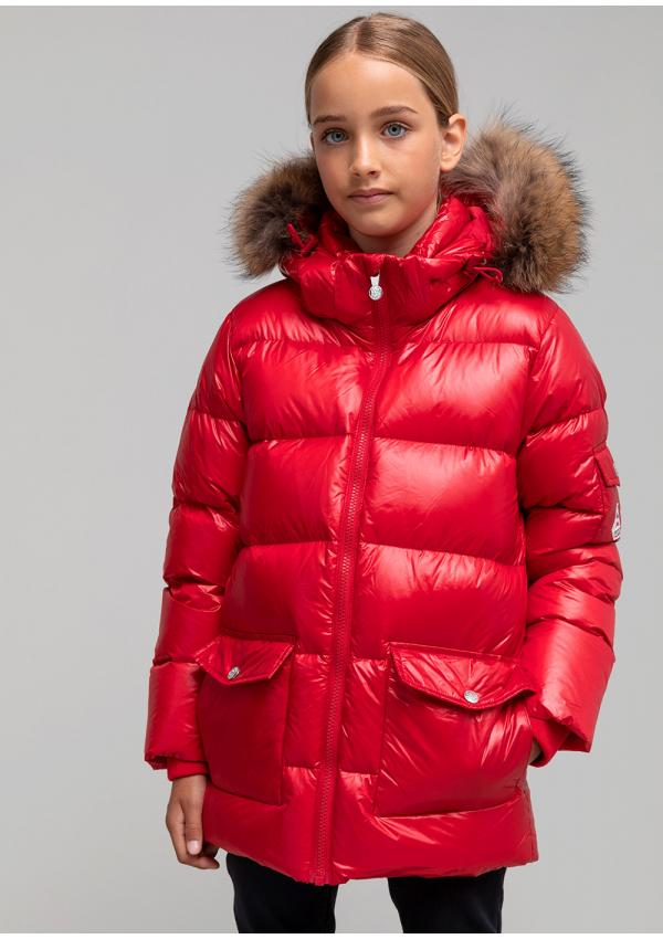 Authentic girl down jacket