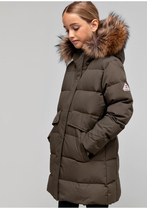 Grenoble girl parka