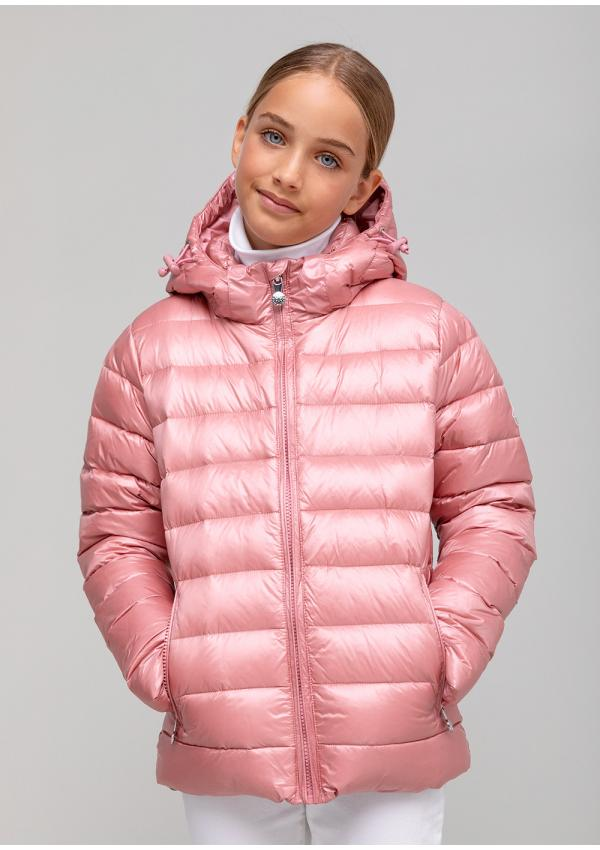 Spoutnic girl down jacket