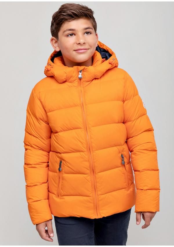 Spoutnic boy down jacket