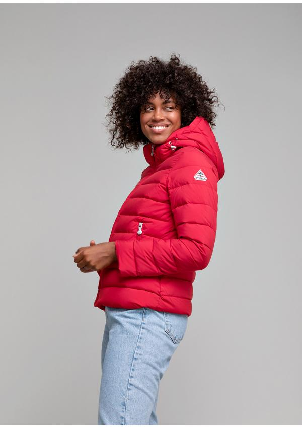 Spoutnic Soft down jacket