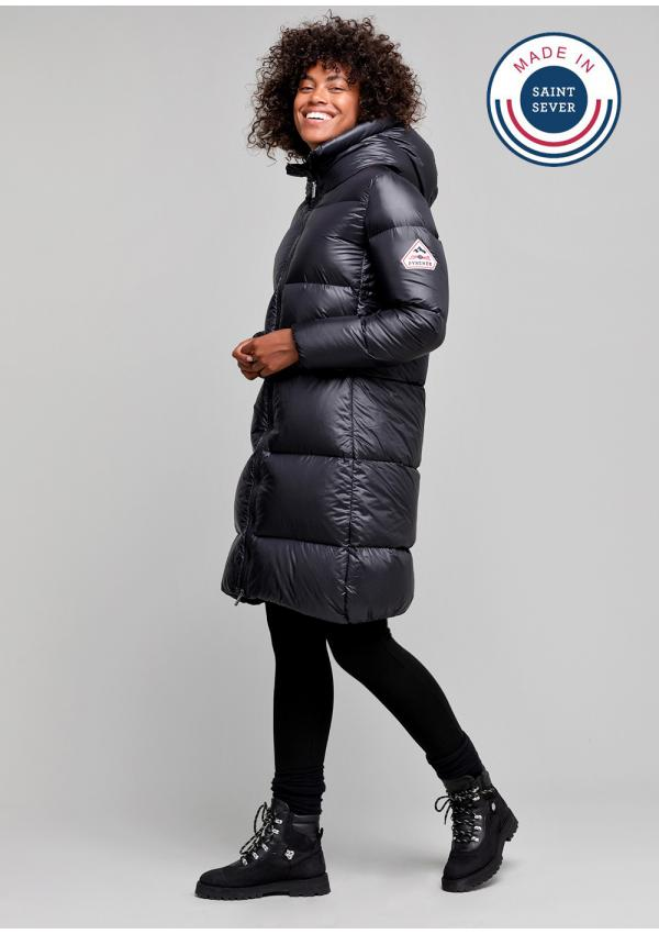 Tamara long down jacket