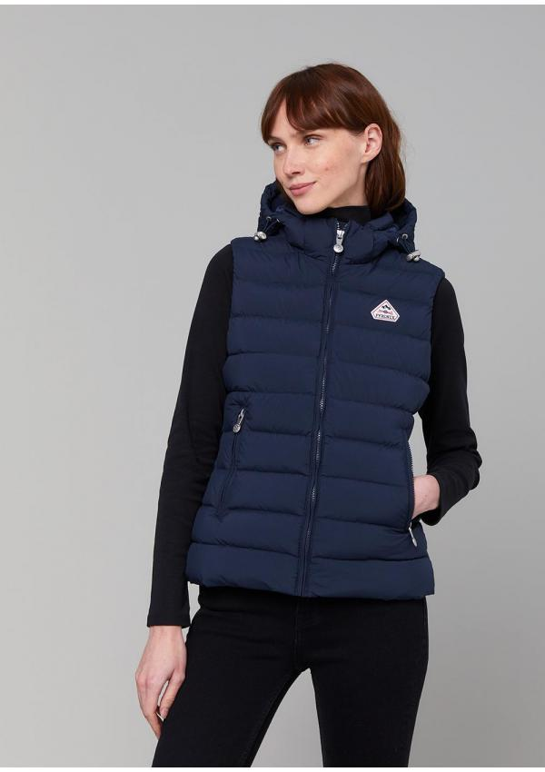 Spoutnic down vest