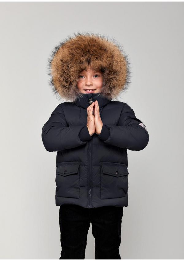 Authentic Little down jacket