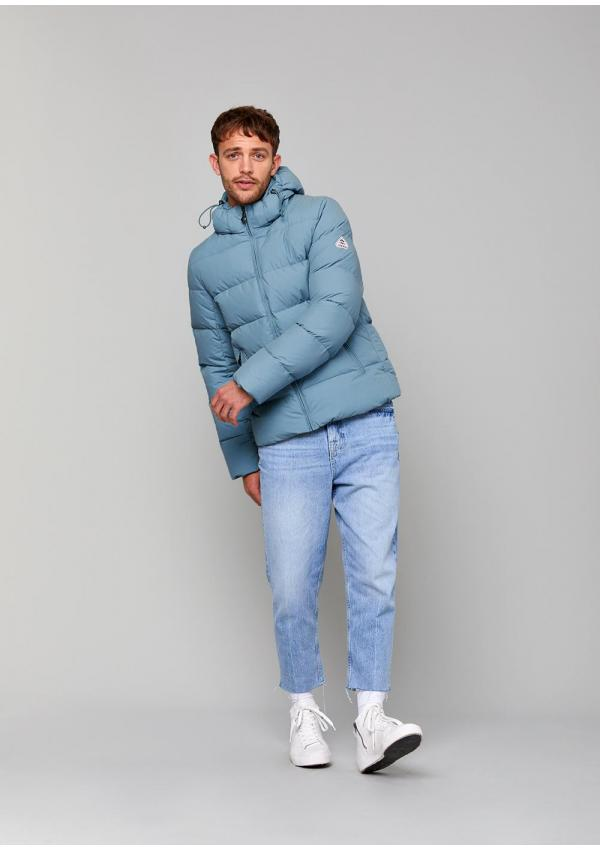 Spoutnic down jacket