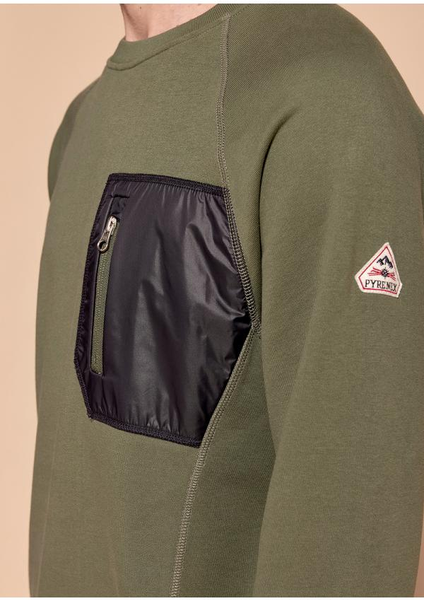 Rapids Unbrushed pullover