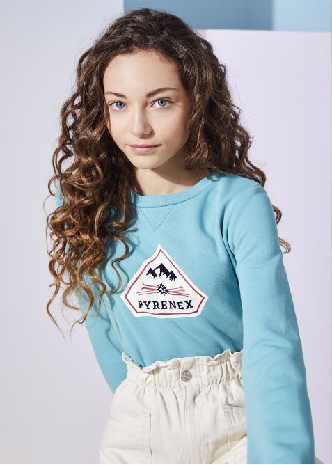 Charles pullover for kids