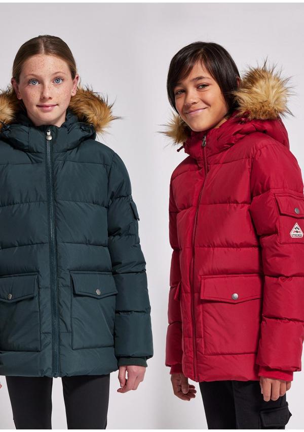 Kids down jacket Authentic...