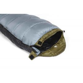 Sac Ladakh 1600 Fermeture Droite Khaki / Grey