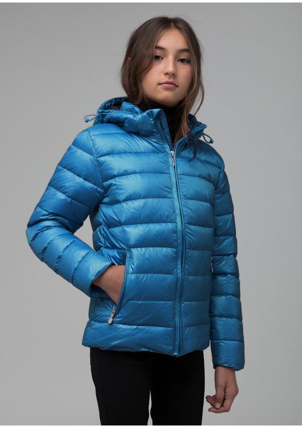 Spoutnic down jacket for girl