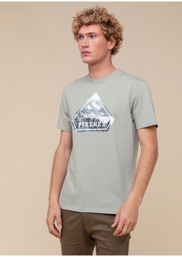 T-shirt Larriou