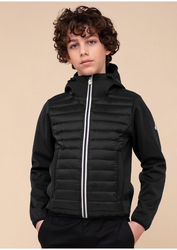 Ashton kid hybrid jacket