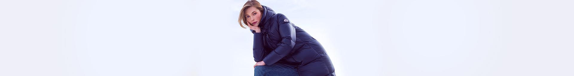 Women's fashion collection Pyrenex : Trendy Jackets, Parkas and Windcheaters for Women