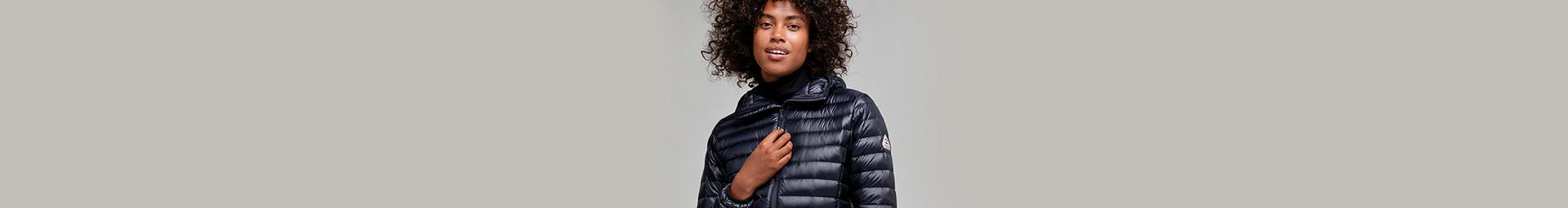 Women lightweight down jackets | Thin & packable  - Pyrenex