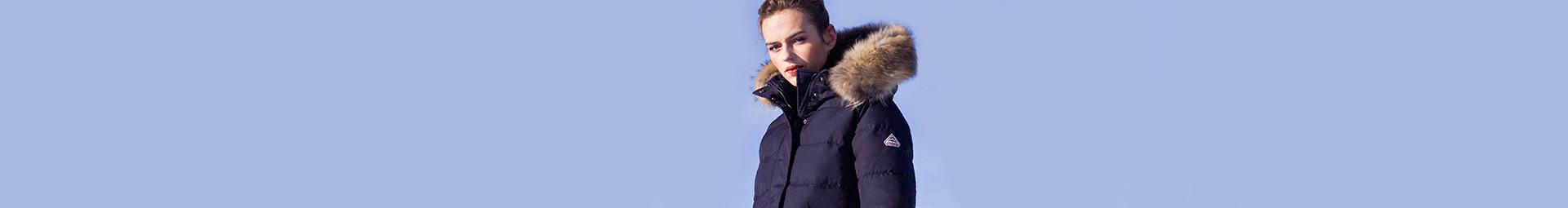 Womens parka coats. Winter or mid-season warm jacket | Pyrenex