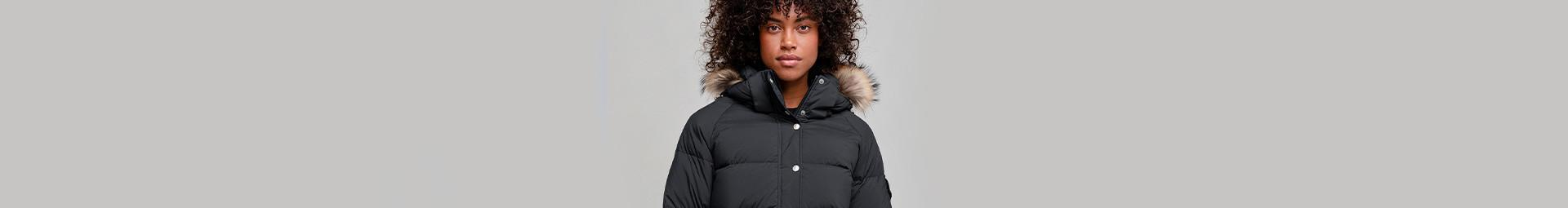 Women's winter bomber jackets | Trendy and comfy - Pyrenex