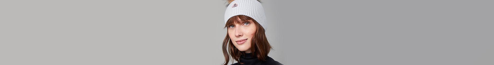 Bonnet femme en laine, qualité française - Pyrenex