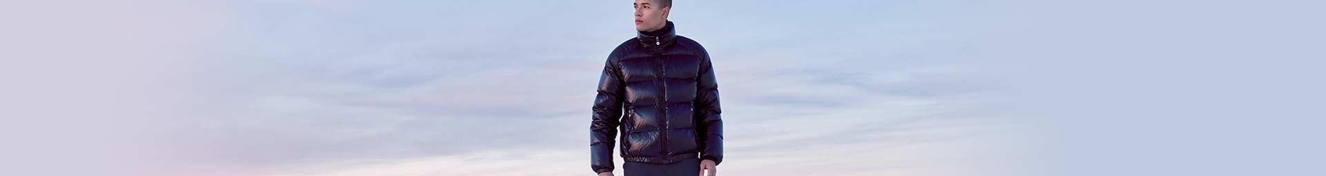 Classic down jackets