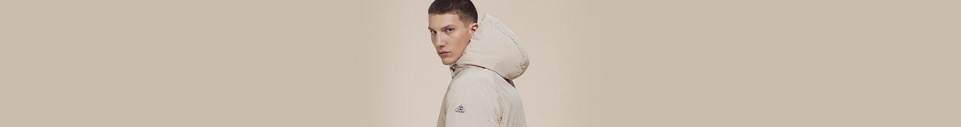 Mens parka jackets and warm winter coats | Pyrenex