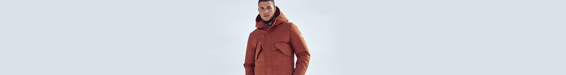 Men's winter jackets, French quality | Pyrenex