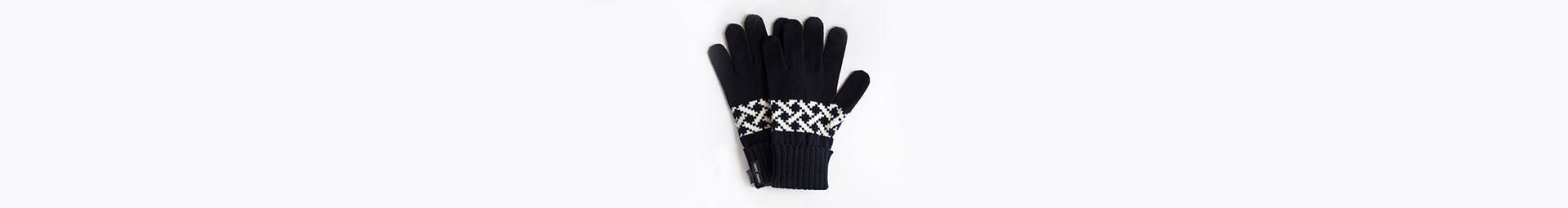 Echarpe et gants homme, qualité française - Pyrenex