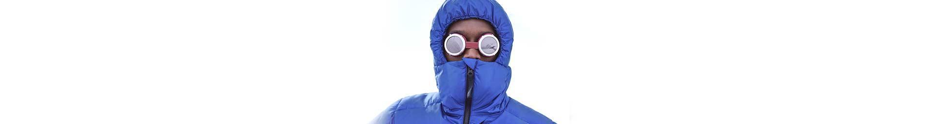 Doudoune montagne garnie de duvet pour sports extrêmes - Pyrenex