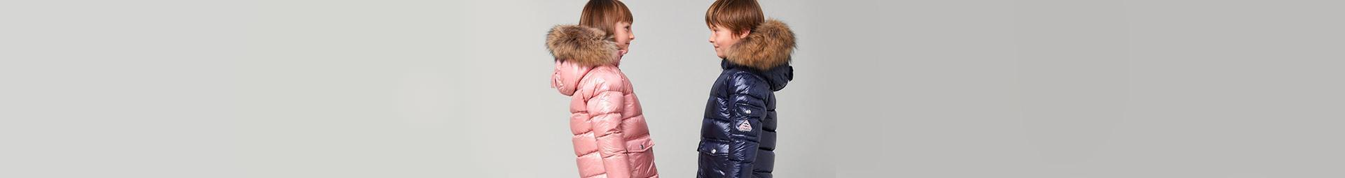 Little down jackets, comforters for little ones - 2 to 6 years old