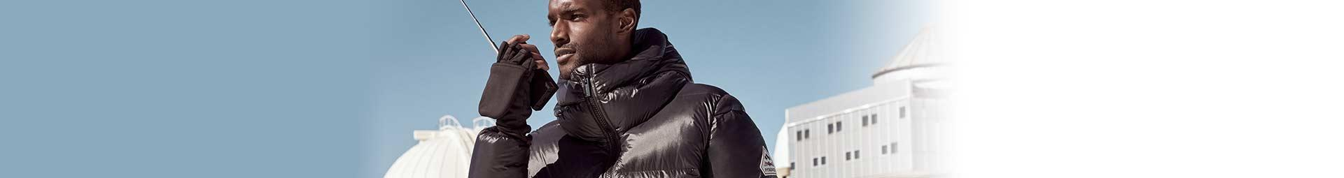 Men down jacket | Light, warm or sleeveless down jackets - Pyrenex