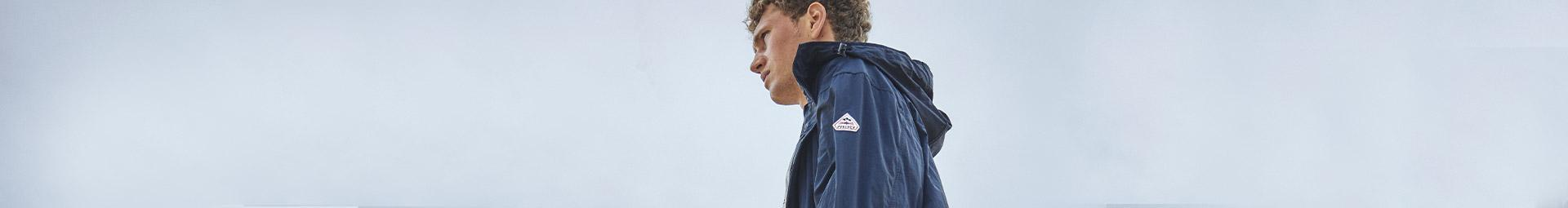 Men parkas & other jackets by Pyrenex | French natural down & feathers