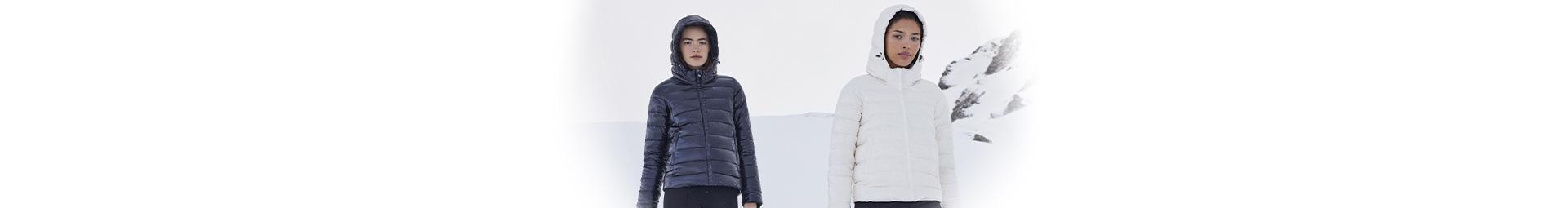 Pyrenex | Collection de doudounes femme tendance | Duvet d'exception
