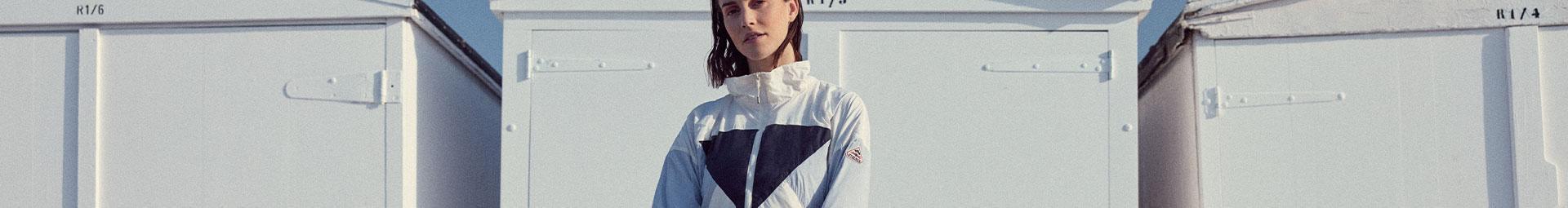 Pyrenex collection femme printemps été 2020 : veste de mi saison, t-shirt, accessoires