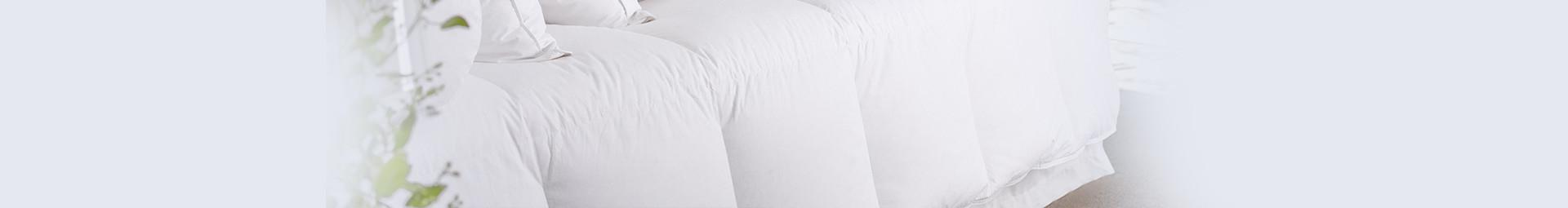 Pyrenex combinable duvets with natural filling