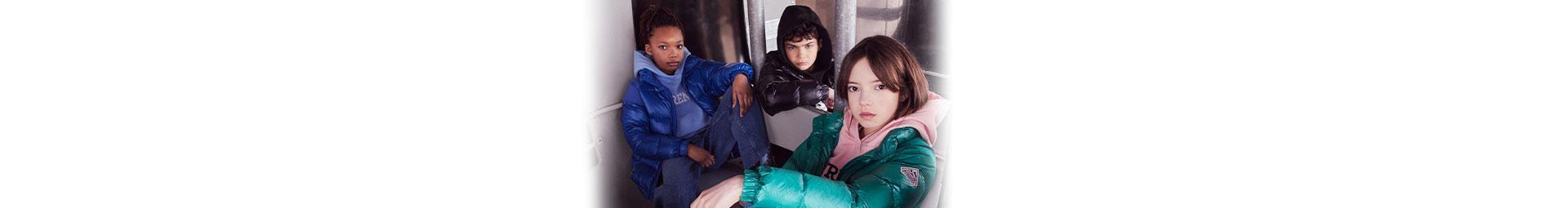 Parkas, vestes et manteaux pour enfants | Pour filles et garçons