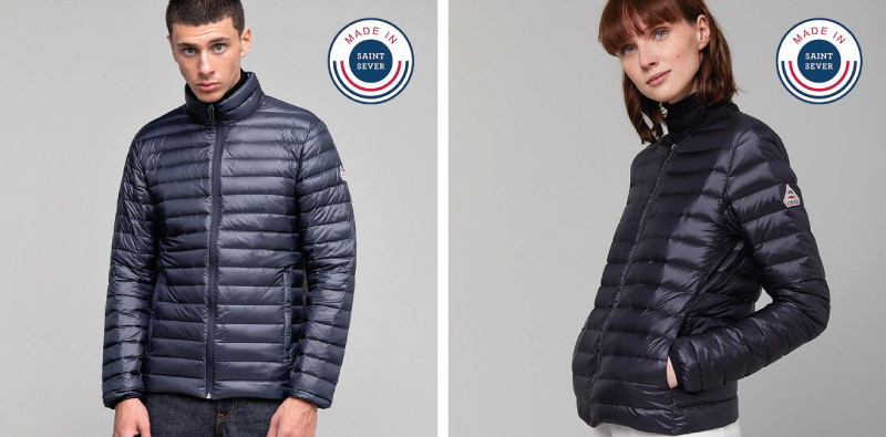 Down jackets Made in St-Sever Pyrenex