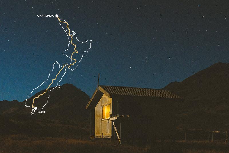 carte trail