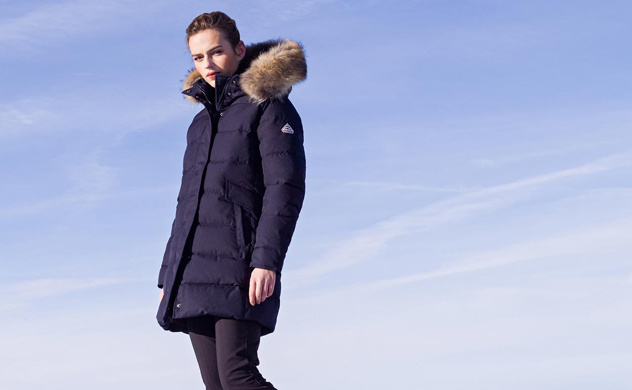 Parka Pyrenex for women