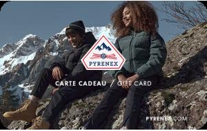 Carte Cadeau Pyrenex Enfants
